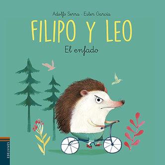 """Filipo y Leo """"El enfado"""""""