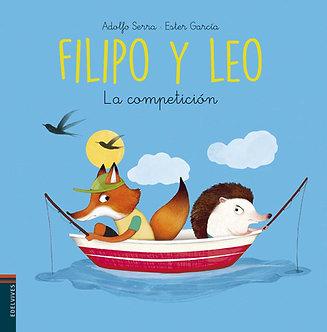 """Filipo y Leo """"La competición"""""""