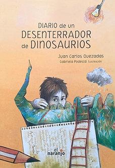 Diario de un desenterrador de dinosaurios
