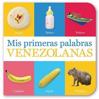 Mis primeras palabras venezolanas