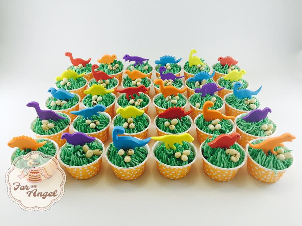 Custom Cakes Melbourne Australia For An Angel Cake Cupcakes