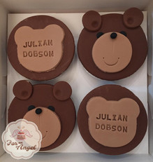 2D Bears with Names