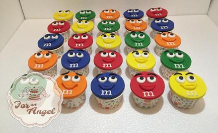 2D M&M's