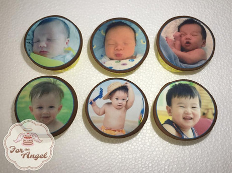 Edible Image Baby Photos