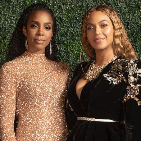 Kelly Rowland Talks Being Compared To Beyoncé For Years