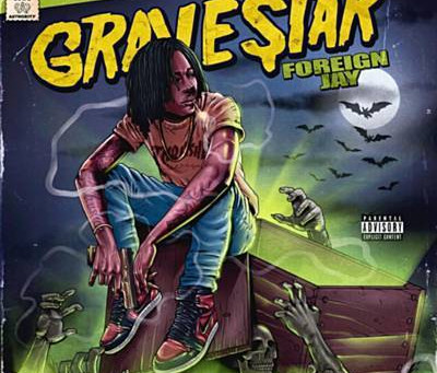 """Watchlist: Foreign Jay """"Grave Star"""""""