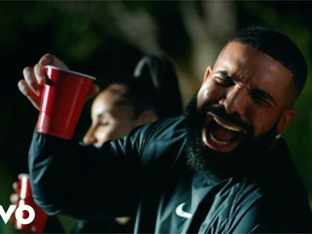 Drake shows off his questionable athletic skills in new music video for 'Laugh Now Cry Later'