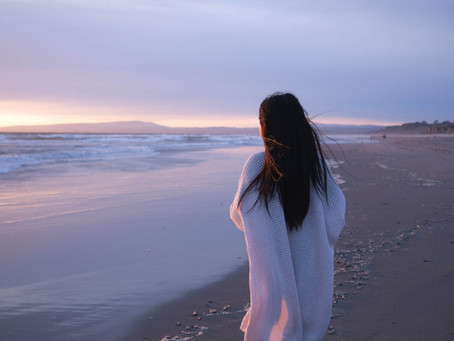 let urself feel, let urself think