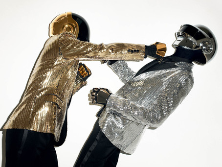 Daft Punk Break Up After 28 Years