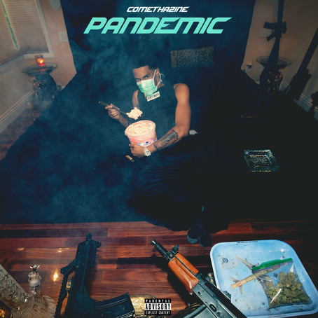 """Comethazine Drops """"Pandemic"""" during an actual Pandemic"""