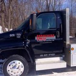 Truck Lettering Pittsfield MA