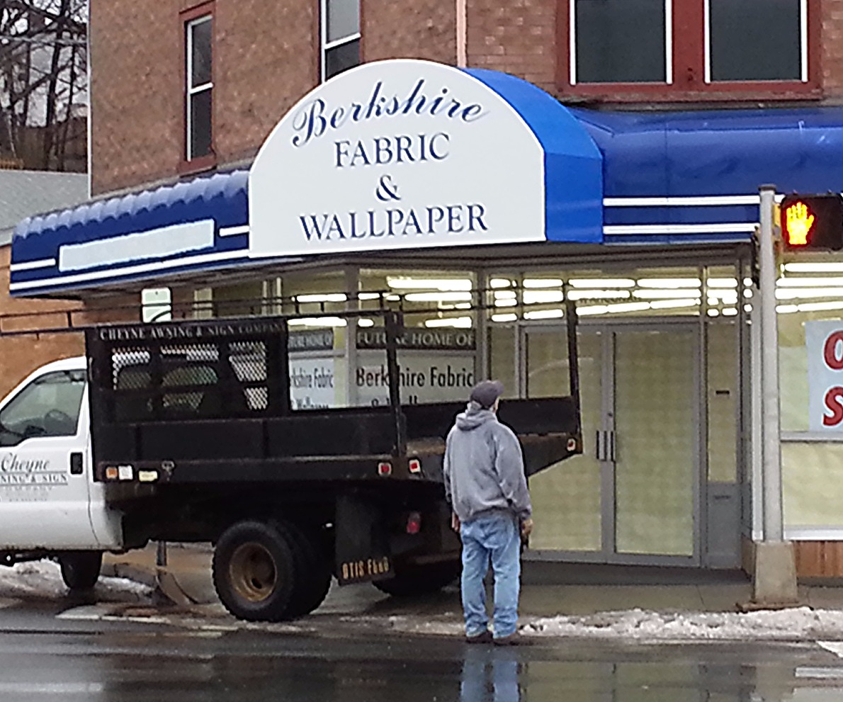 Awning Graphics Pittsfield MA