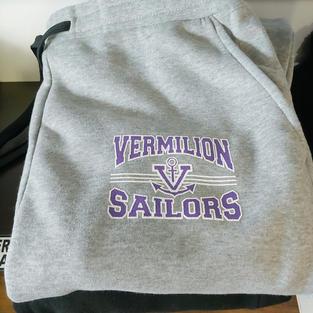 Vermilion Sailors Sweatpants