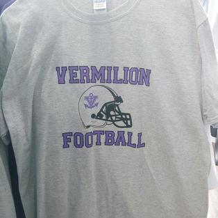 Vermilion Sailors T-Shirts