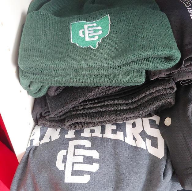 Elyria Catholic Panthers Hats
