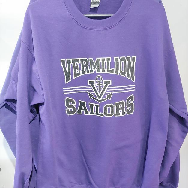 Vermilion Sailors Hoodies
