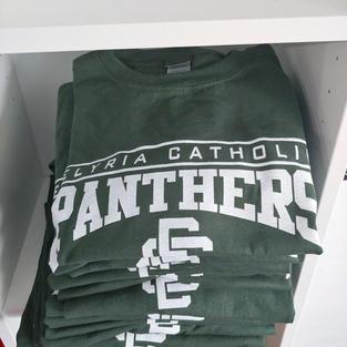 Elyria Catholic Panthers T-Shirts