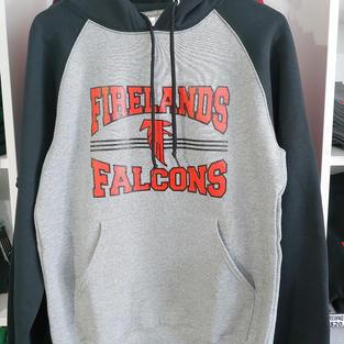 Firelands Falcons Hoodies