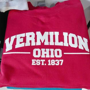 Vermilion Ohio T-Shirts