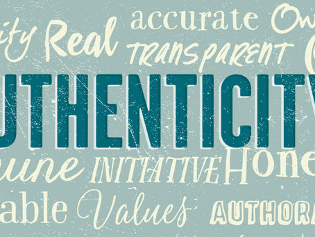 Authenticity in the Workplace