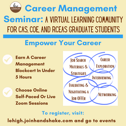 Career Management Seminar General Promo 20212022