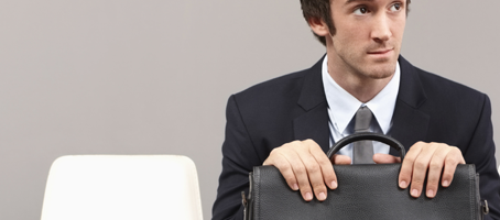 Handling Interview Challenges: Nerves and Rejection