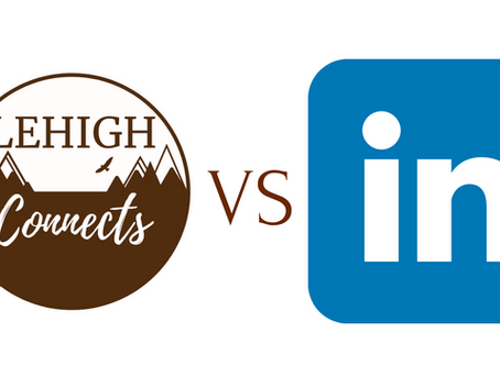 Lehigh Connects vs LinkedIn