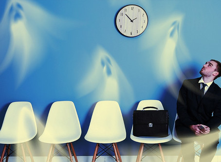 Ghosting Haunts Recruiters and Job Candidates