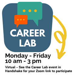 Career Lab Virtual Hours - Lab