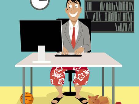 Digital Interviewing (Pants Optional)
