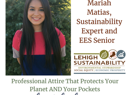 Professional Attire that Protects Your Planet AND Your Pockets!