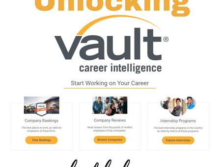 Unlocking Vault