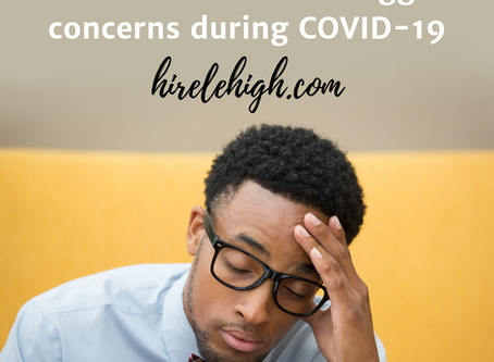 Students share their biggest concerns during COVID-19