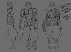 linework character