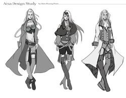 Aixa Sketch outfit 2