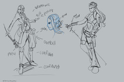 Character sketch protagonist2
