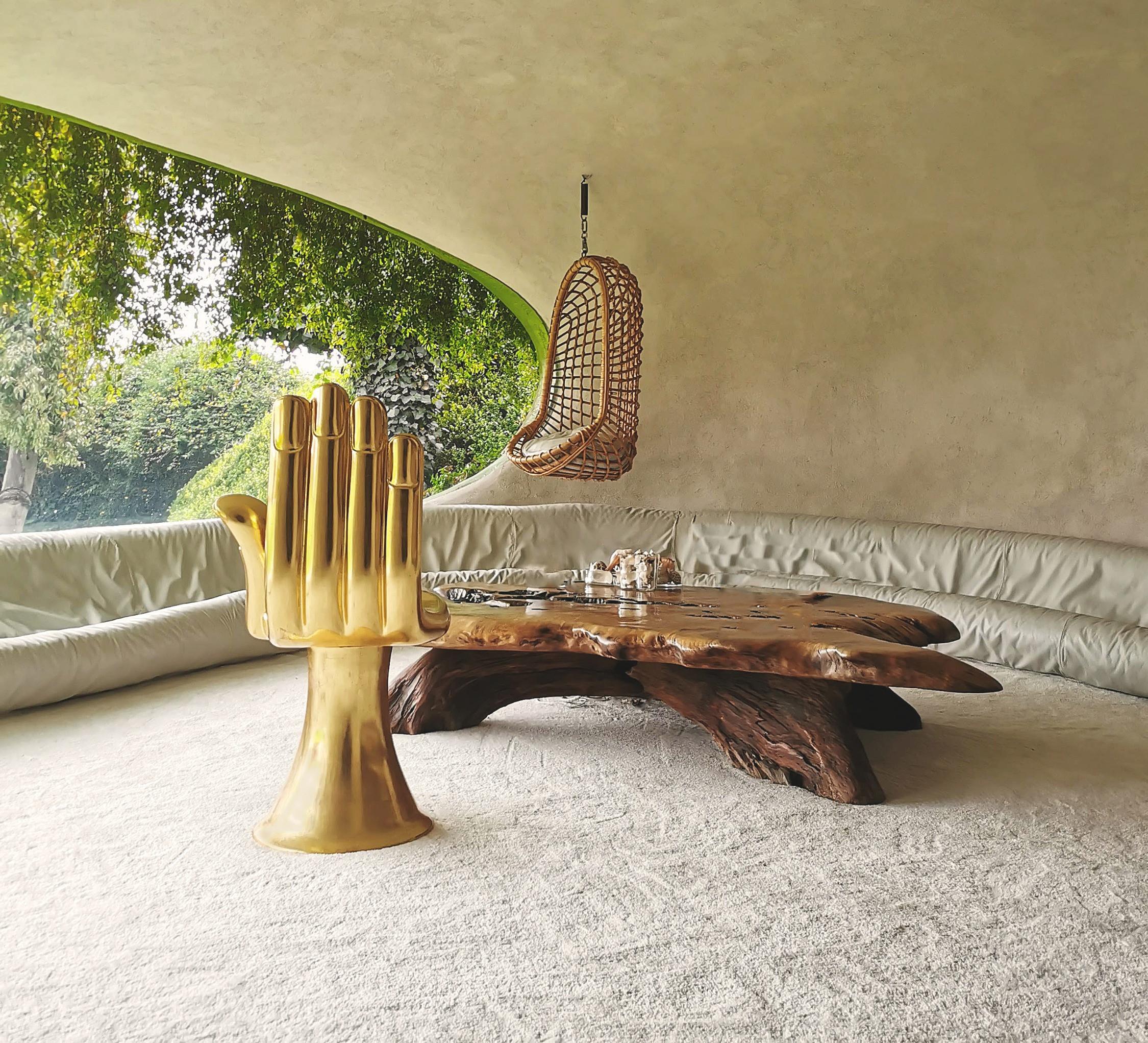 Casa Orgánica por Javier Senosiain