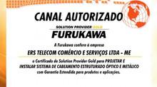 Certificação Furukawa
