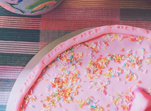 Vegán szülinapi torta recept