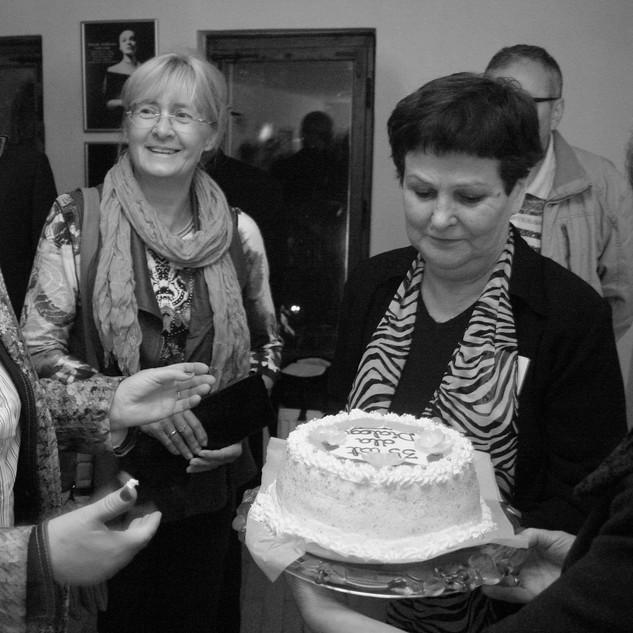 tort na 35-lecie Grazyna Małkiewicz