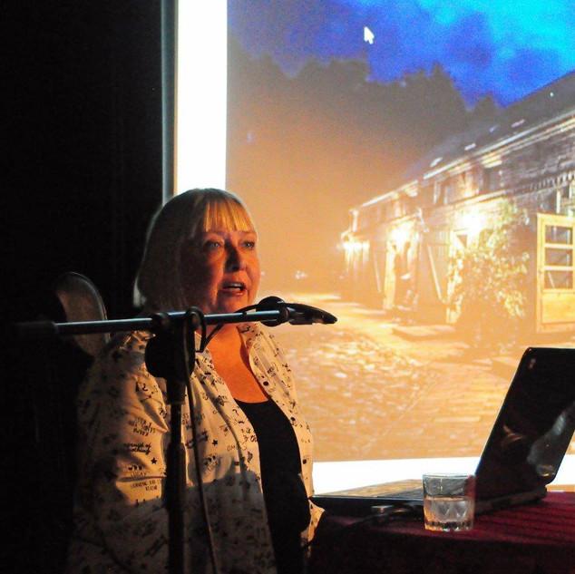 Magdalena Omilianowicz - spotkanie 12.09