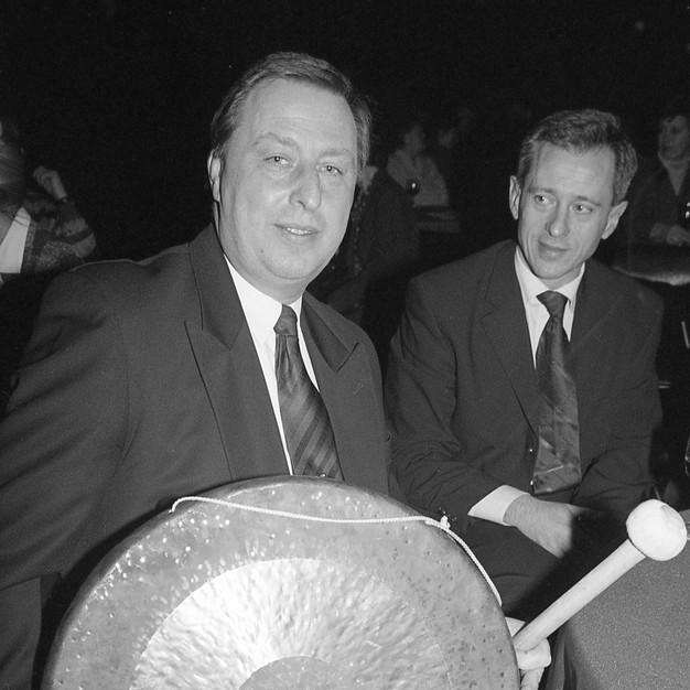Bogdan Gutkowski, Mirosław Mikietyński - gong