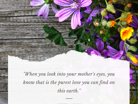 Wishing Everyone a Happy Mother's Day