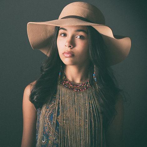 Bohemian fashion photographed by Alvin Toro
