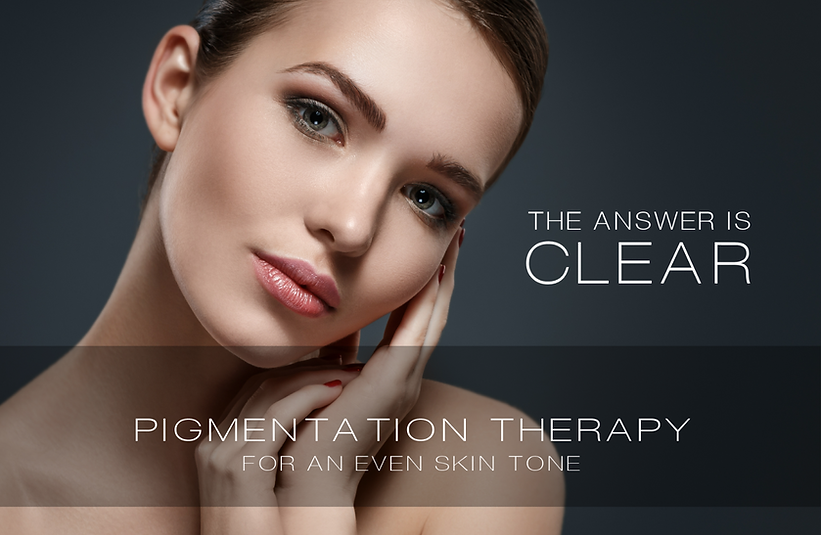 Pigmentation Therapy I Pigment Removal