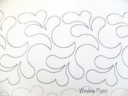 Winding Plume