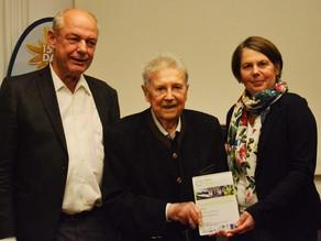 Sechster Deutscher Alpenpreis an Dr. Georg Meister