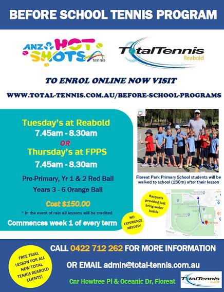 Floreat Park Primary School Flyer Genera