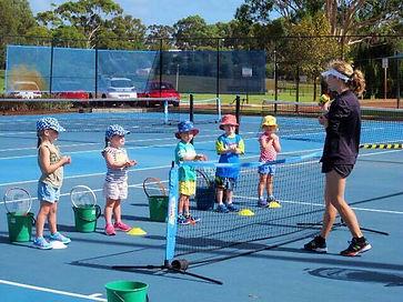 tennis australia anz hotshots