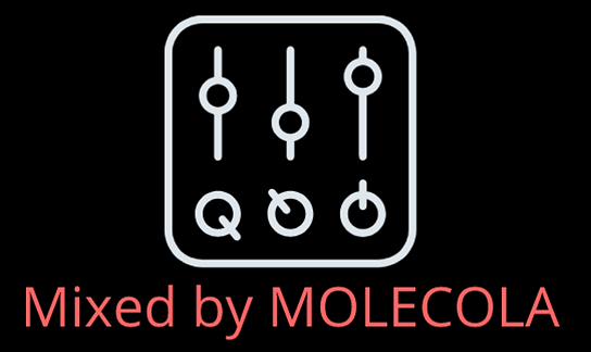 Mixed by MOLECOLA - Online & Offline Mixing Service